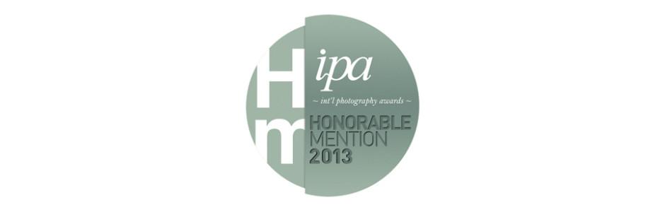International Photography Awards 2013 – wyróżnienia