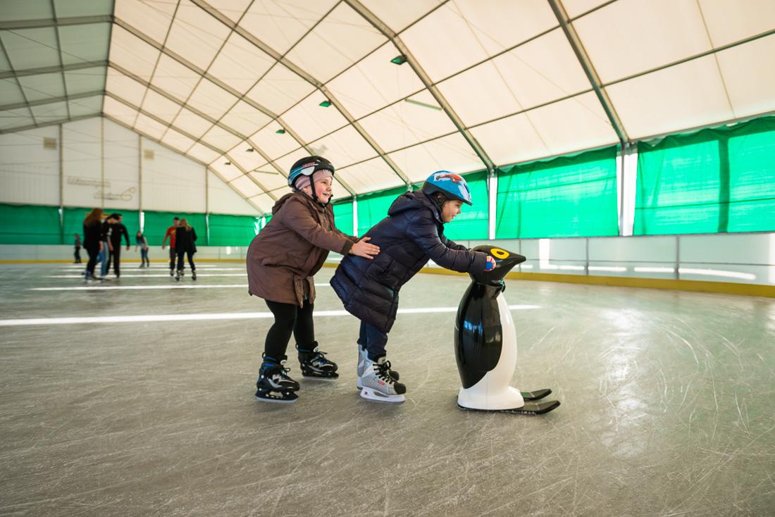 Sport: lodowisko, gmina Chełmiec