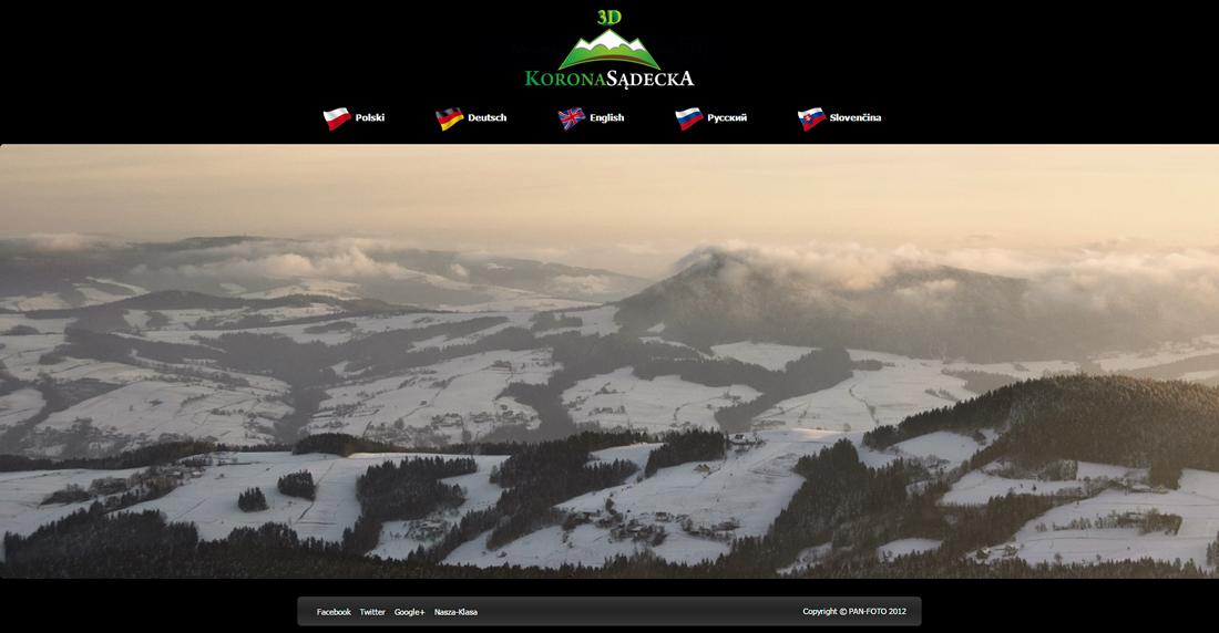 Strona główna portalu www.korona3d.pl
