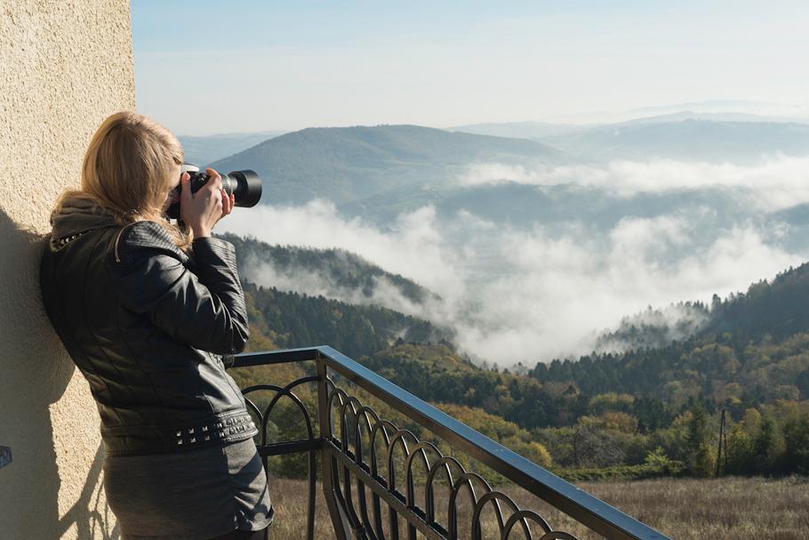 Warsztaty fotografii krajobrazowej, fot. K.Ligęza