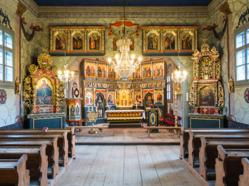 Religious architecture of Southern Poland