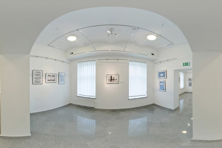 "Virtual tour of ""Presence among absent"" exhibition"