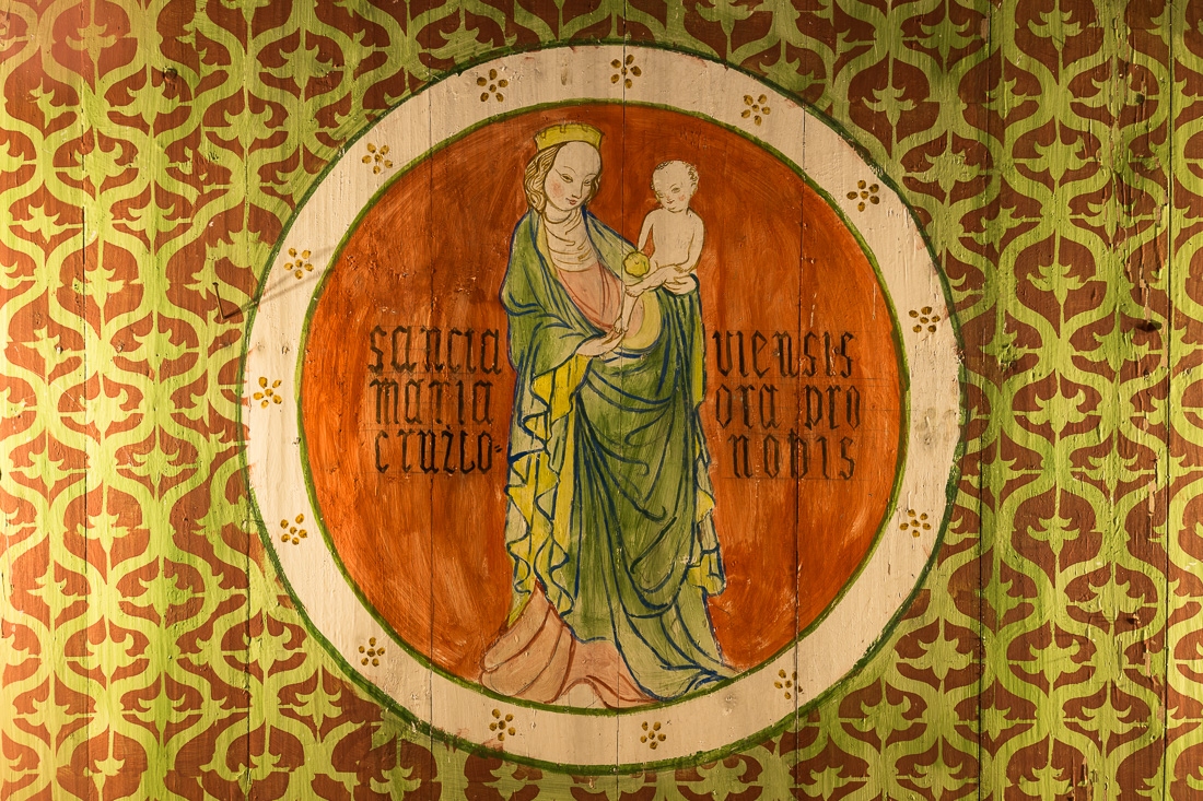 Kościół Narodzenia Najświętszej Marii Panny w Krużlowej Wyżnej