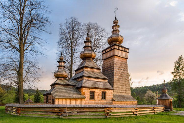 Religious architecture of Southern Poland