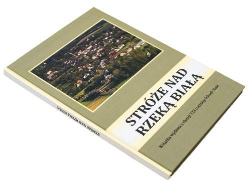 Stróże nad rzeką Białą – książka