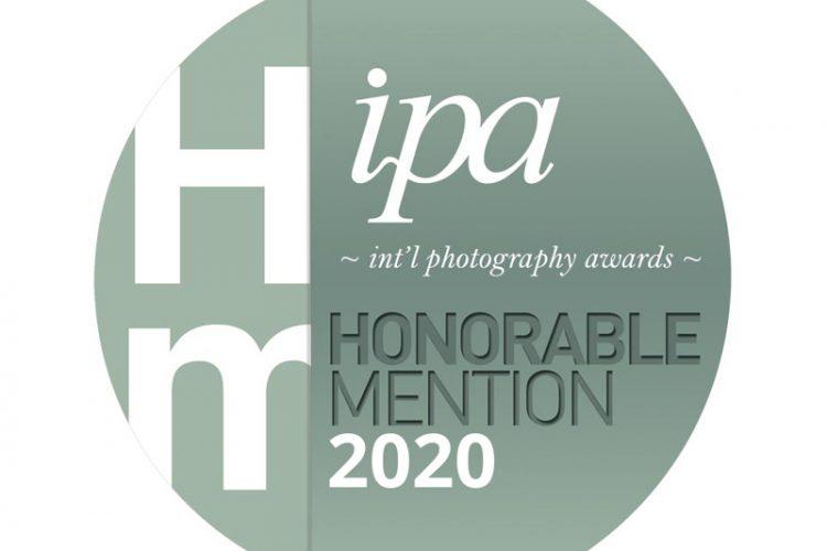 International Photography Awards 2020 – wyróżnienie